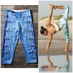 Inspire Activewear by Barbara Northrup Wing Capris